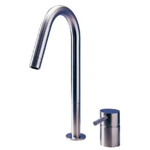 MGS F2 Stainless Steel Kitchen Tap